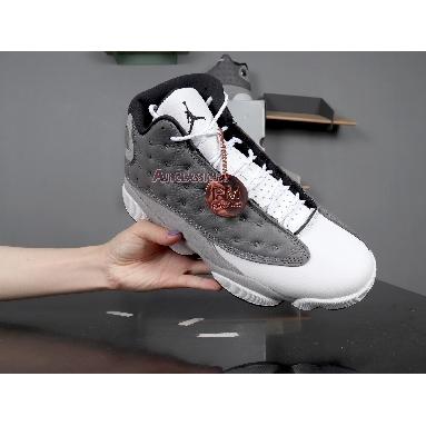Air Jordan 13 Retro Atmosphere Grey 414571-016 Atmosphere Grey/White-University Red-Black Sneakers