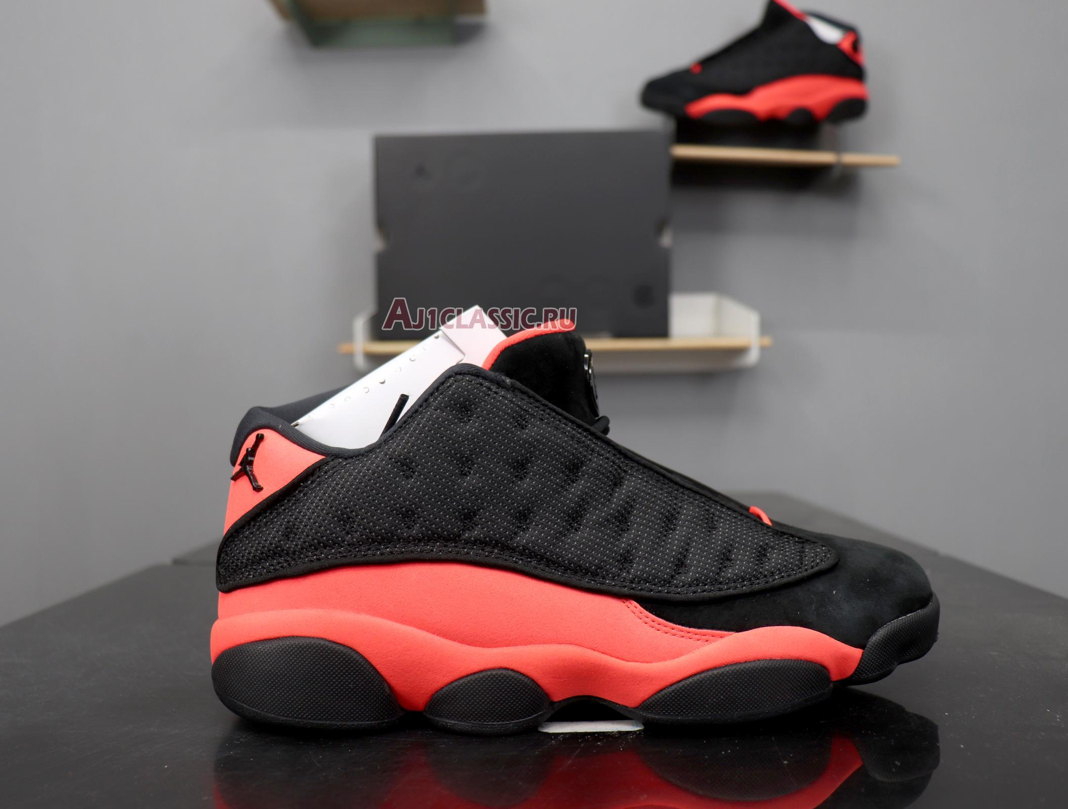 """CLOT x Air Jordan 13 Retro Low """"Infra-Bred"""" AT3102-006"""
