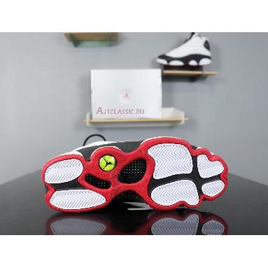 Air Jordan 13 Retro 2018 He Got Game 414571-104 White/Black-True Red Sneakers