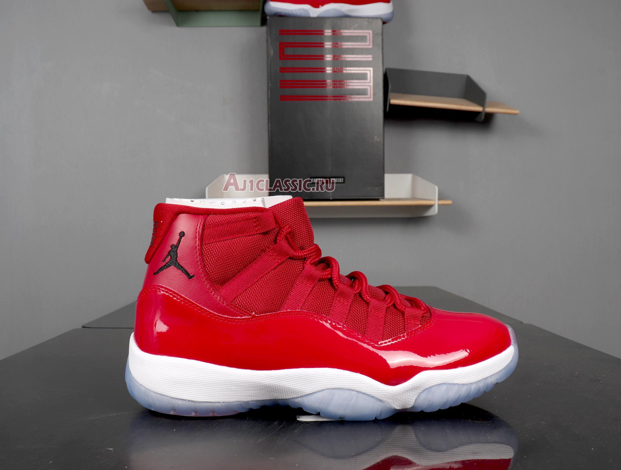 """Air Jordan 11 Retro """"Win Like 96""""  378037-623"""