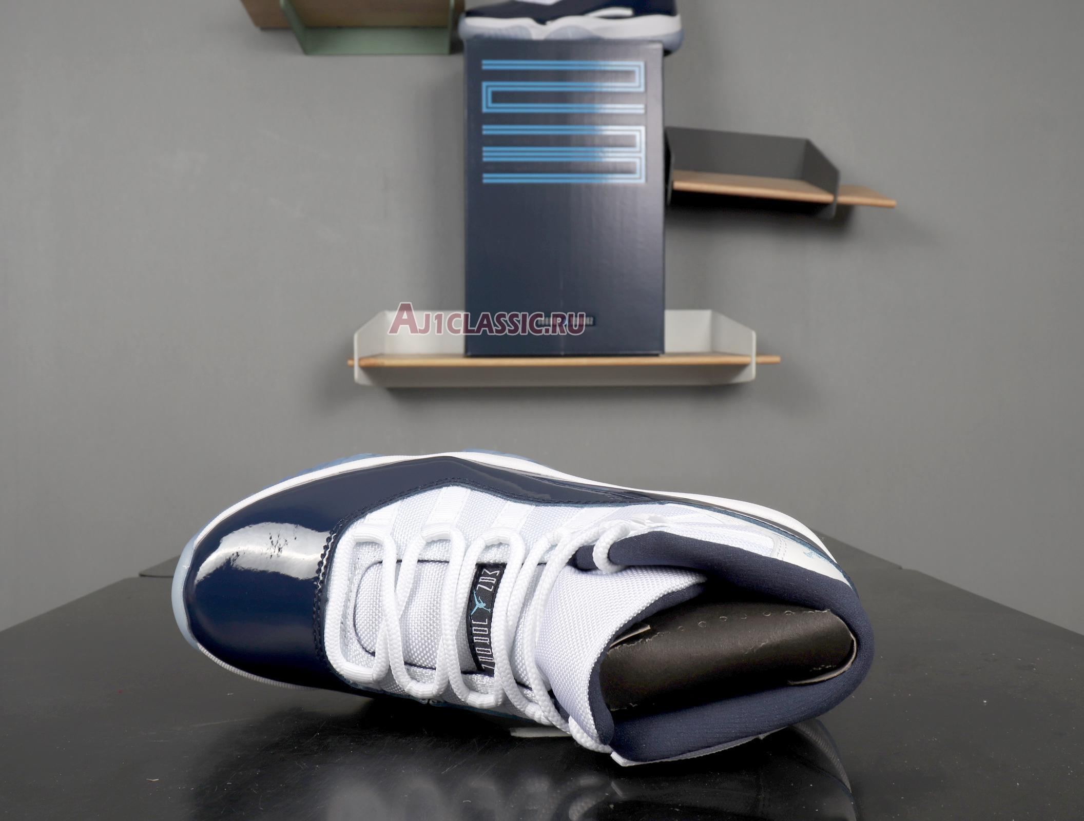"""Air Jordan 11 Retro """"Win Like 82"""" 378037-123"""