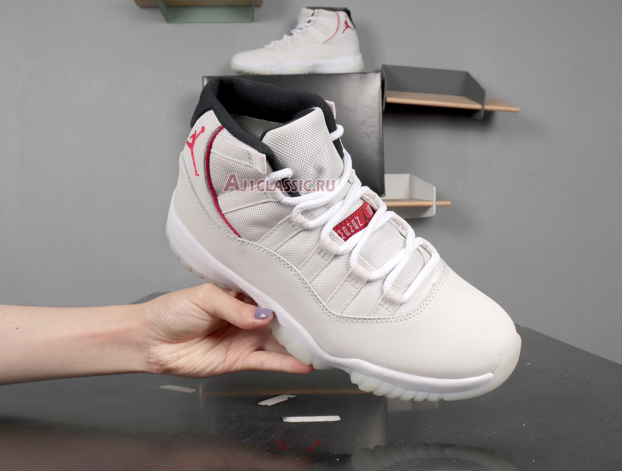 """Air Jordan 11 Retro """"Platinum Tint"""" 378037-016"""