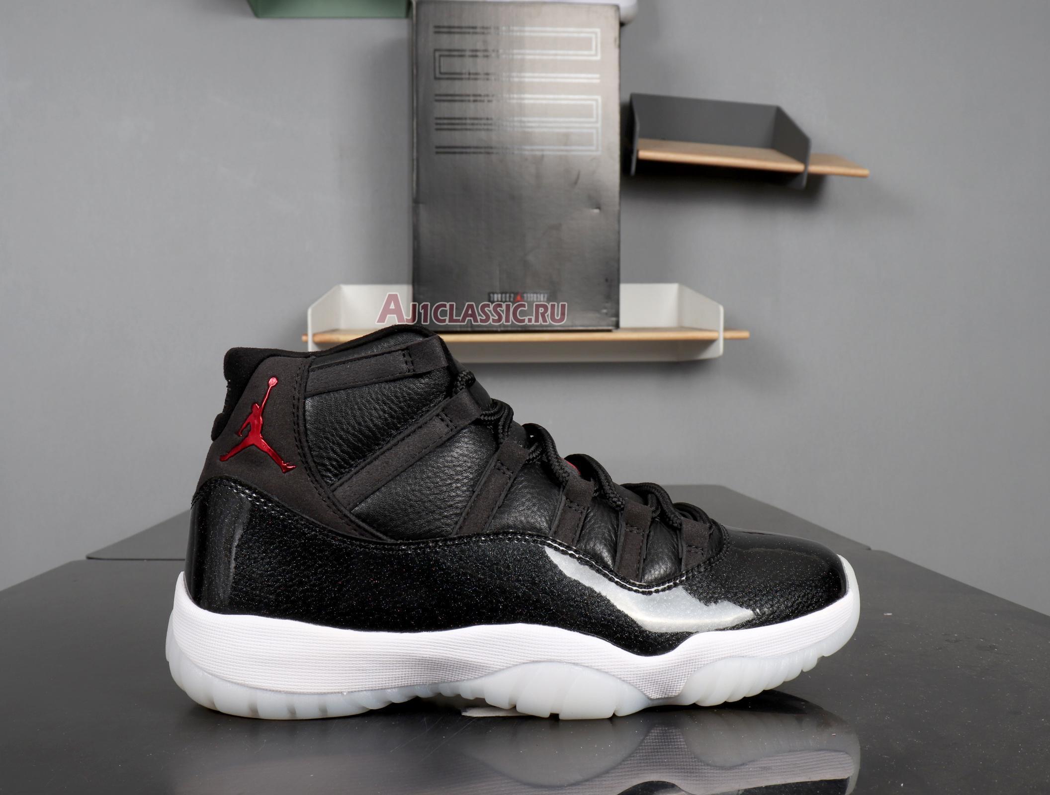 """Air Jordan 11 Retro """"72-10"""" 378037-002"""