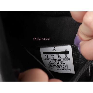Air Jordan 11 Retro 72-10 378037-002 Black/Gym Red-White-Anthracite Sneakers