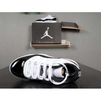 Air Jordan 11 Retro Low Concord 528895-153 White/Black Sneakers