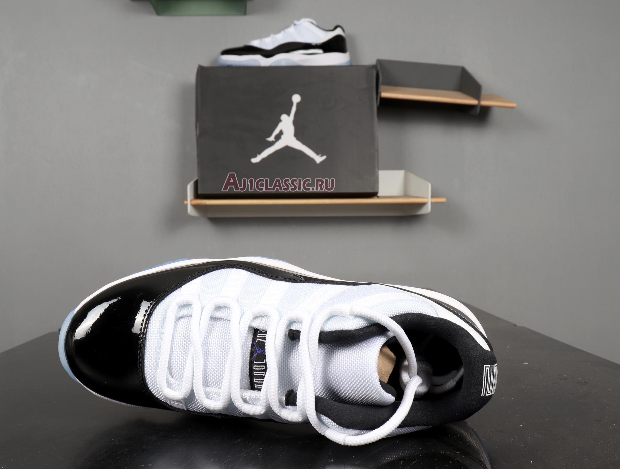 "Air Jordan 11 Retro Low ""Concord"" 528895-153"