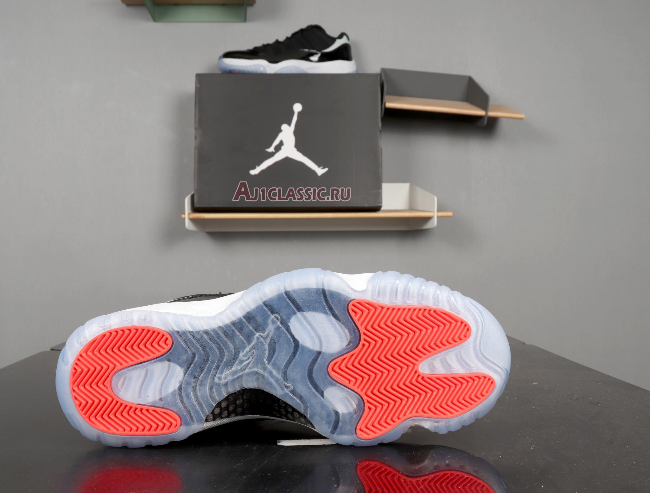 """Air Jordan 11 Retro Low """"Infrared 23"""" 528895-023"""