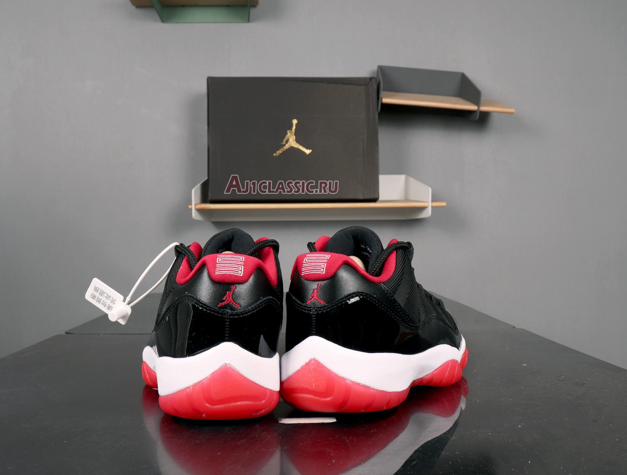 """Air Jordan 11 Retro Low """"Bred"""" 528895-012"""