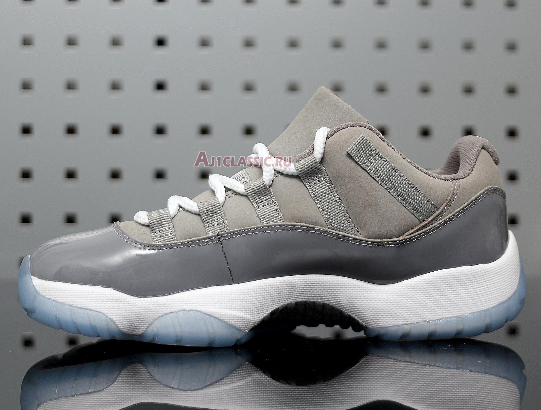 """Air Jordan 11 Retro Low """"Cool Grey"""" 528895-003"""