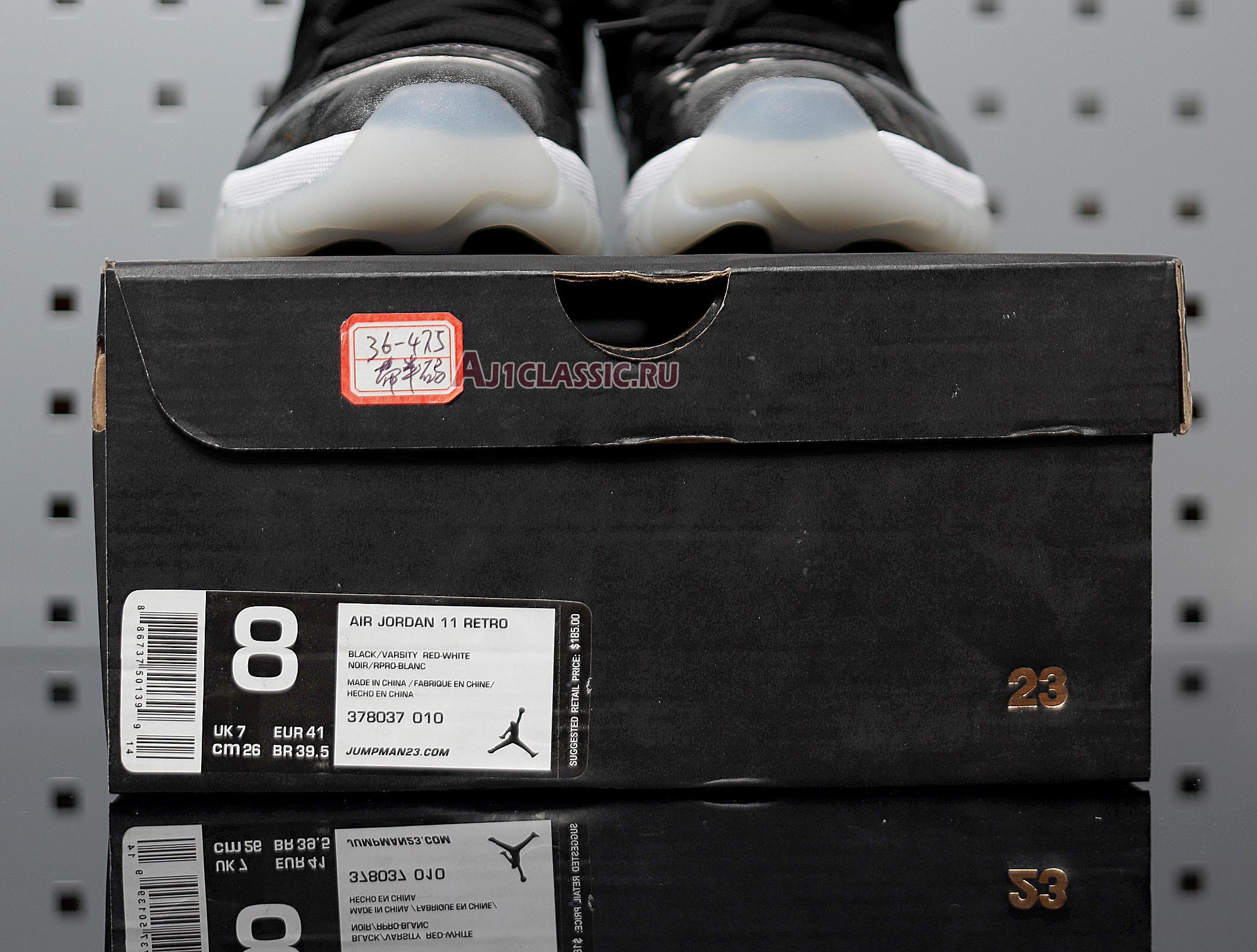 """Air Jordan 11 Low """"Barons"""" 528895-010"""