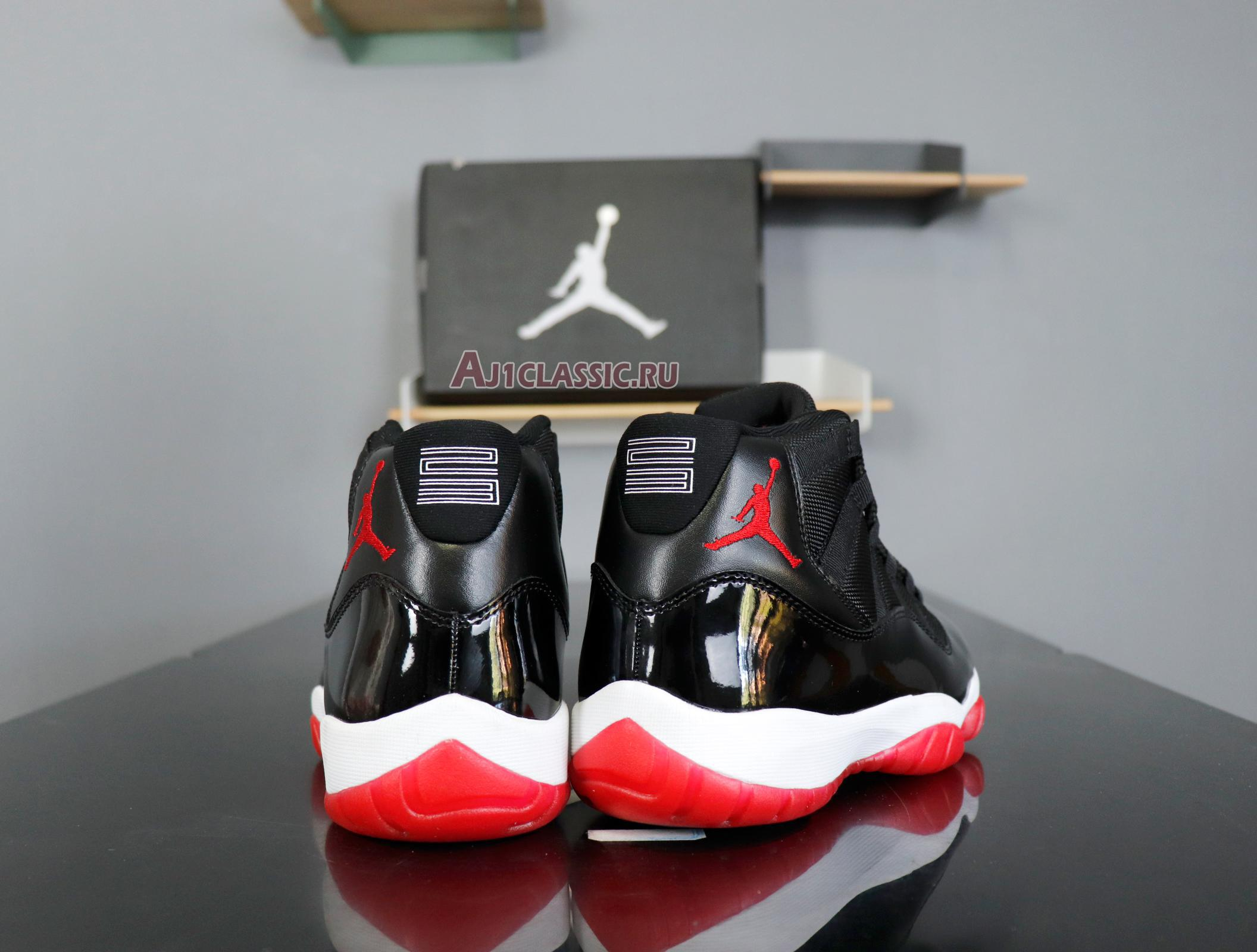 "Air Jordan 11 Retro ""Bred"" 2012 378037-010"