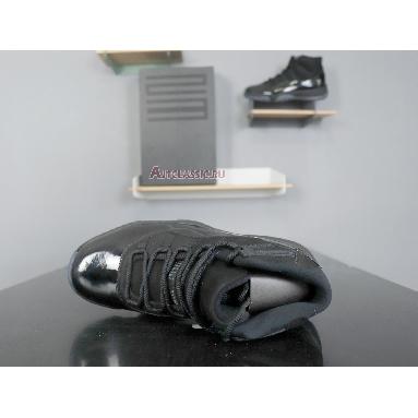 Air Jordan 11 Retro Cap and Gown 378037-005 Black/Black-Black Sneakers