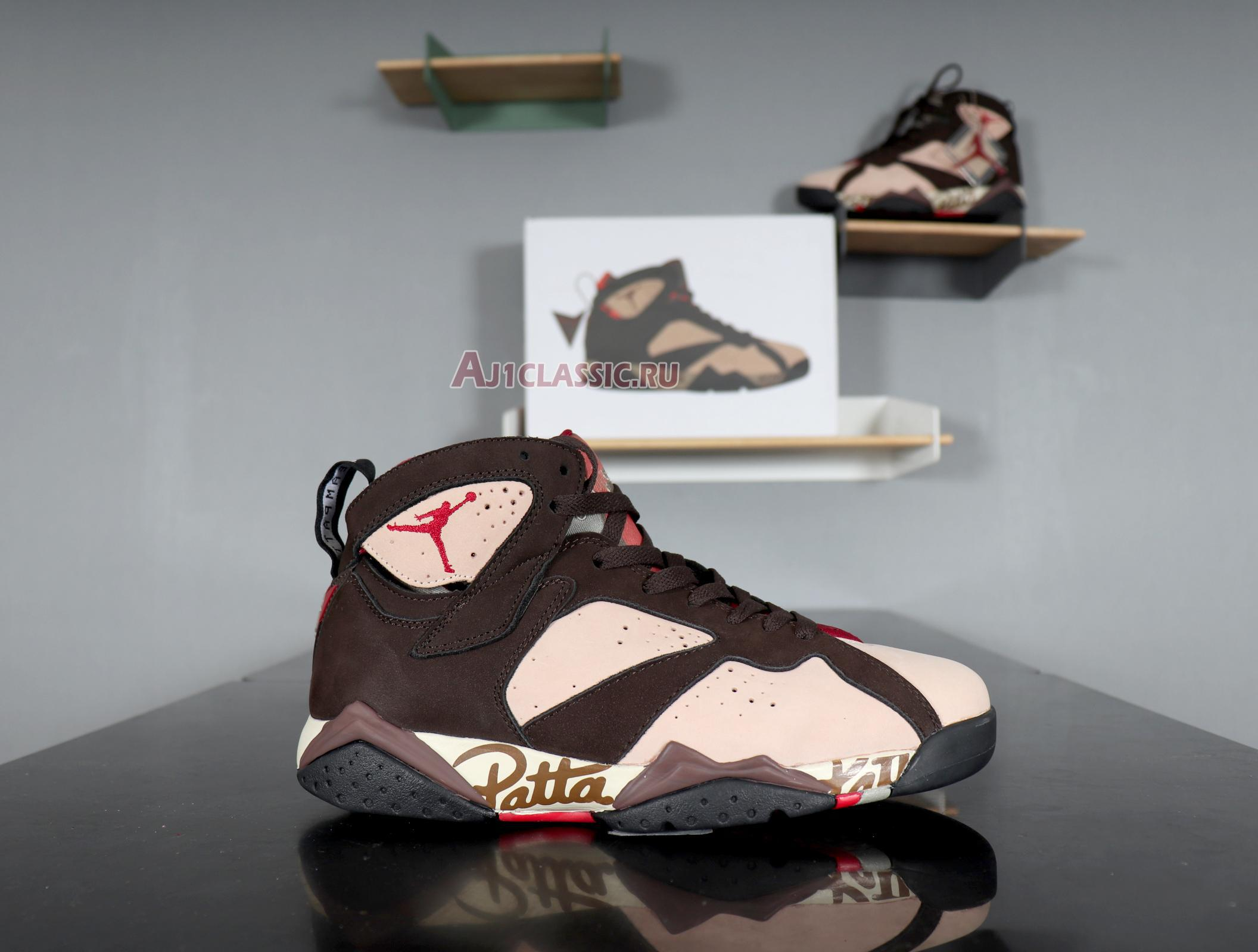 """Patta x Air Jordan 7 Retro OG SP """"Shimmer"""" AT3375-200"""