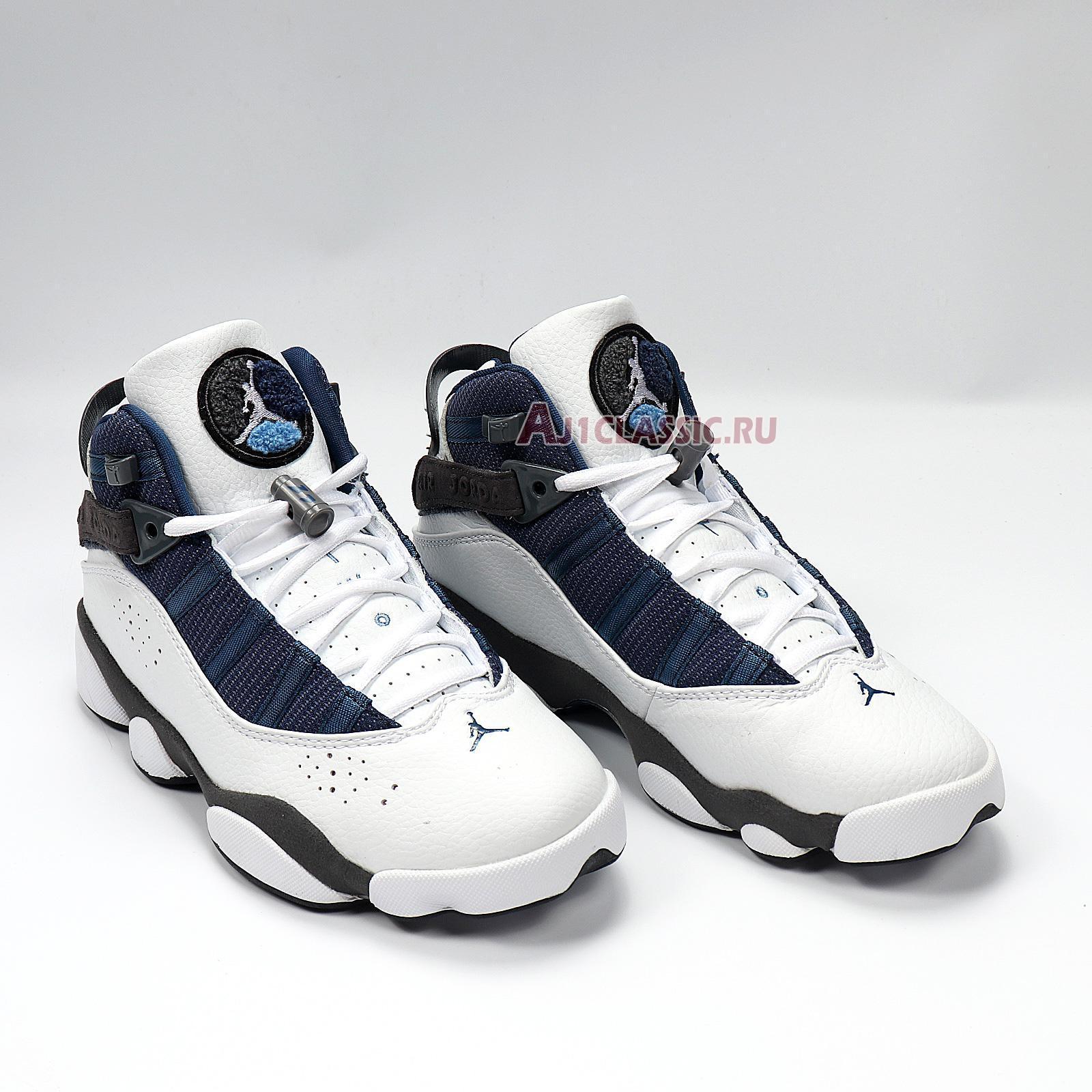 """Air Jordan 6 Rings """"Flint"""" 322992-141"""