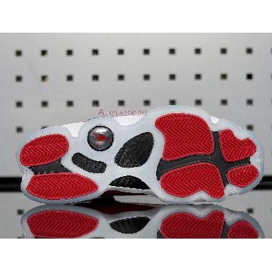 Air Jordan 6 Rings Gym Red 322992-601 Gym Red/White-Black Sneakers