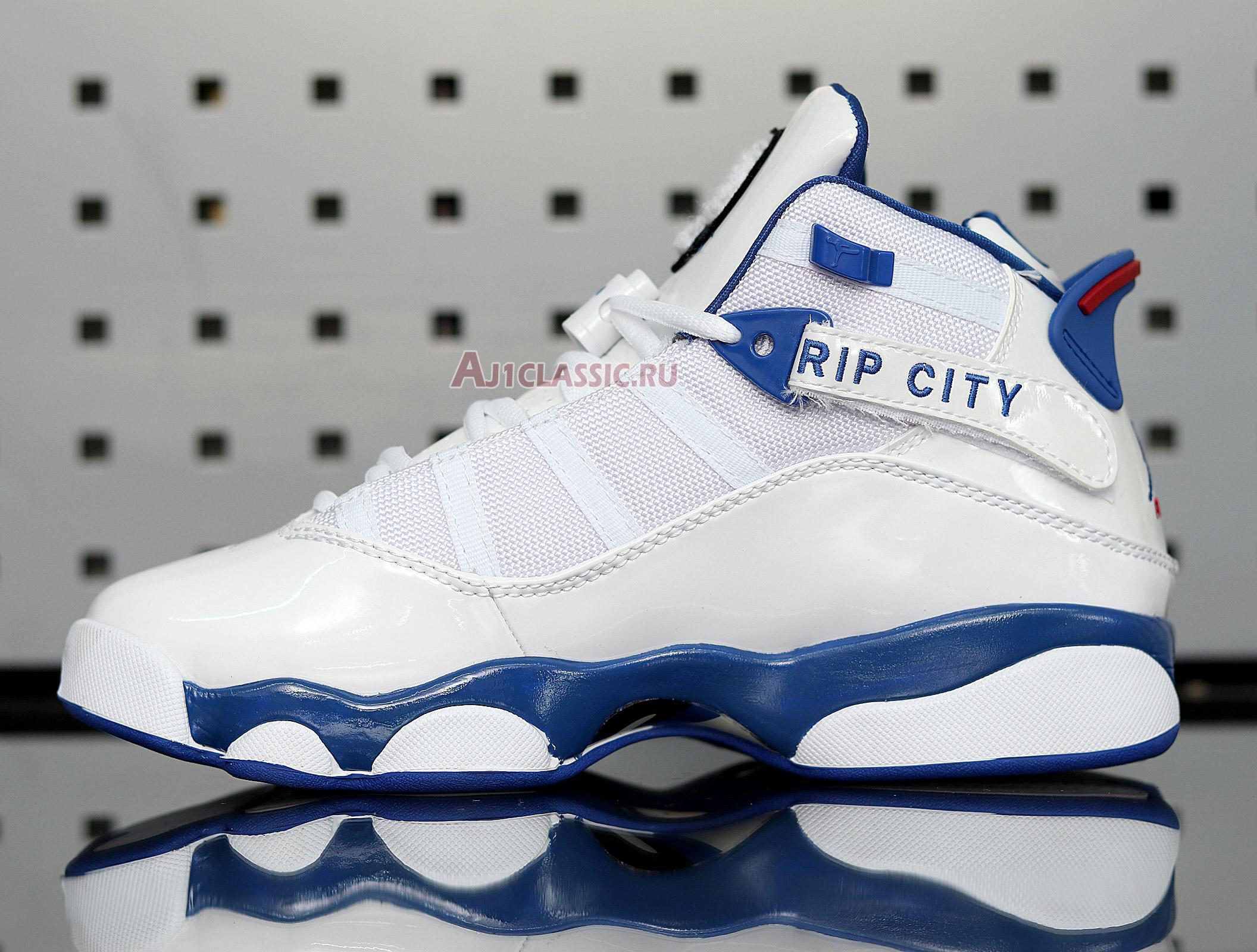 """Air Jordan 6 Rings """"Rip City"""" 322992-051"""
