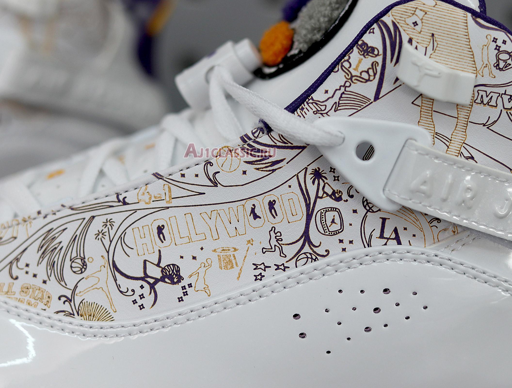 "Air Jordan 6 Rings ""Hollywood"" 322992-152"