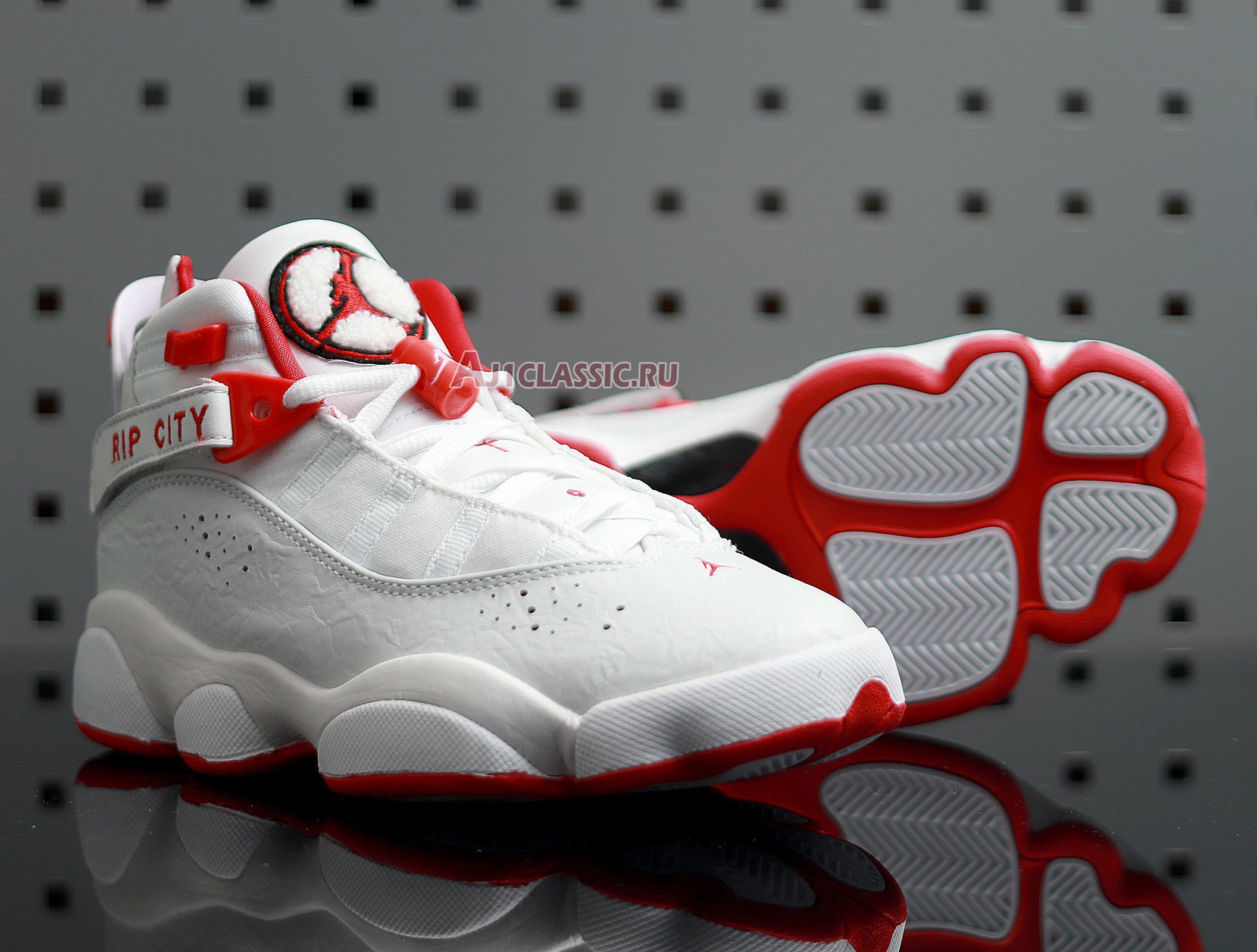 """Air Jordan 6 Rings """"Rip City"""" 322992-103"""