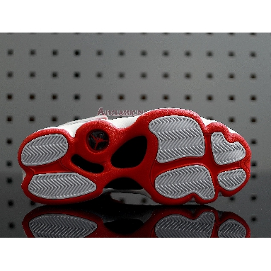 Air Jordan 6 Rings Rip City 322992-103 White/Red Sneakers
