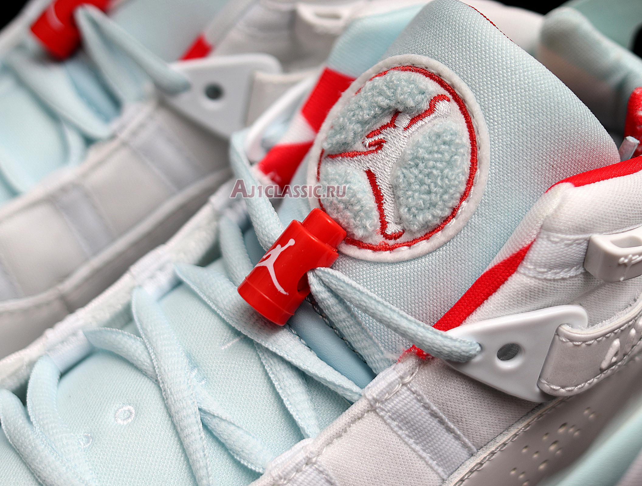 "Air Jordan 6 Rings GS ""Topaz Mist"" 323399-104"