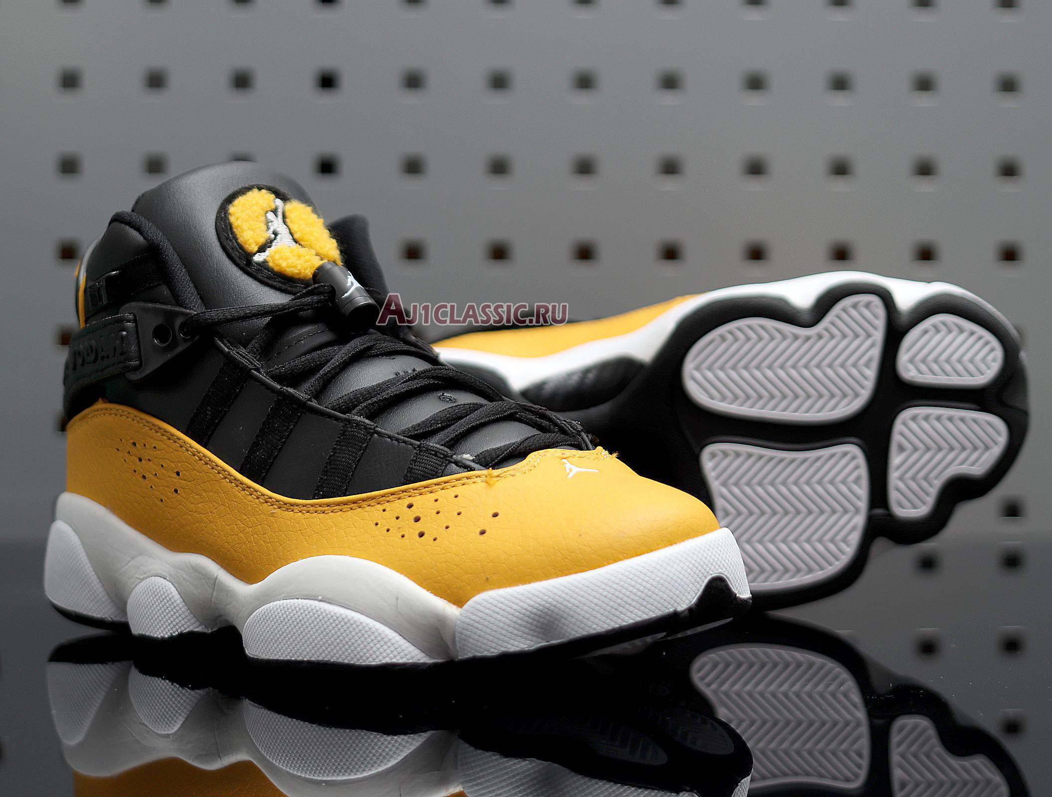 """Air Jordan 6 Rings """"Taxi"""" 322992-700"""