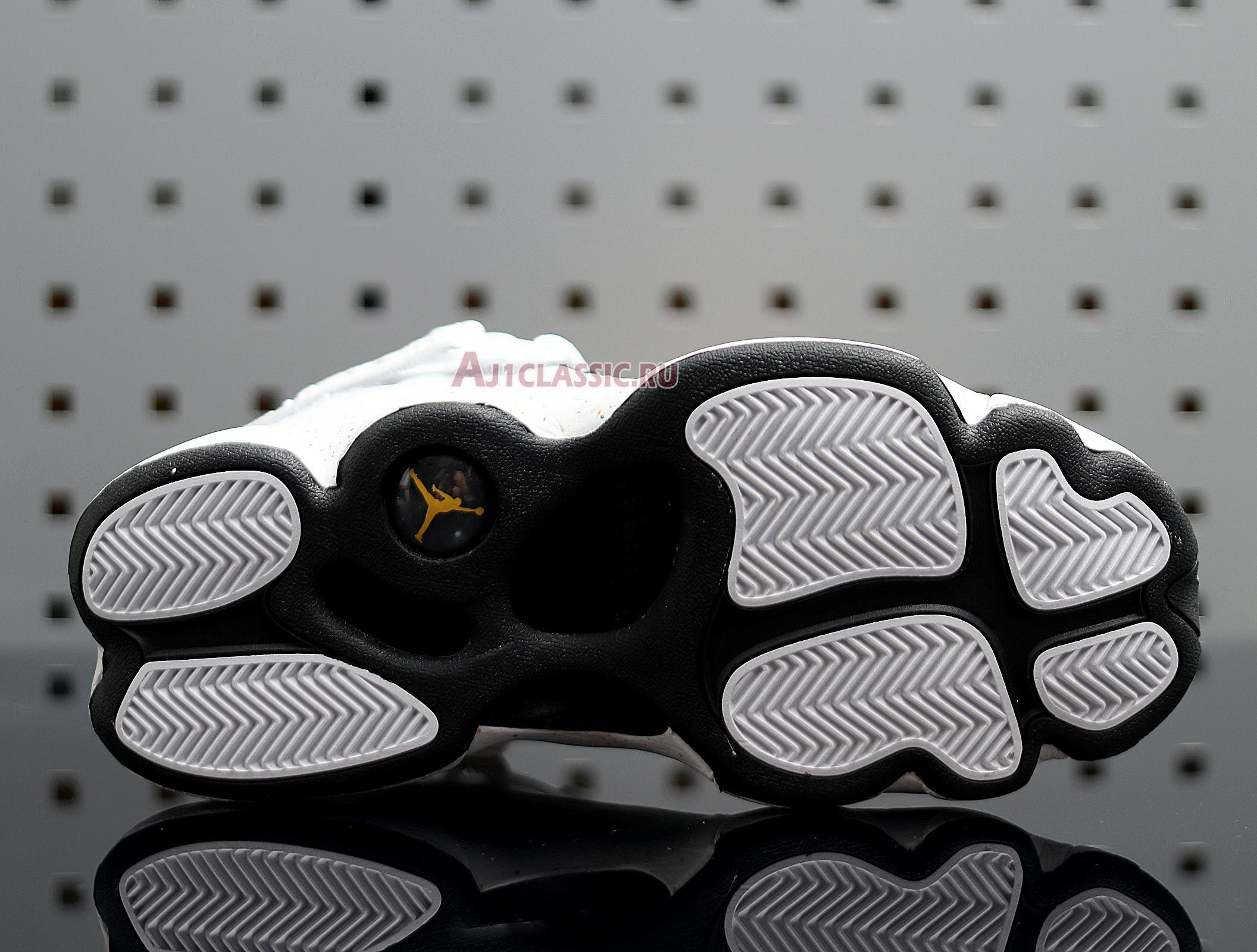 "Air Jordan 6 Rings ""Paint Splatter"" 322992-100"