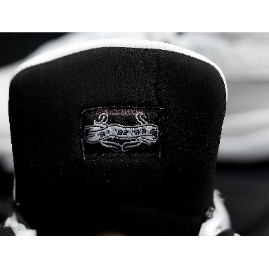 Air Jordan 6 Rings Paint Splatter 322992-100 White/Black-Canyon Gold Sneakers