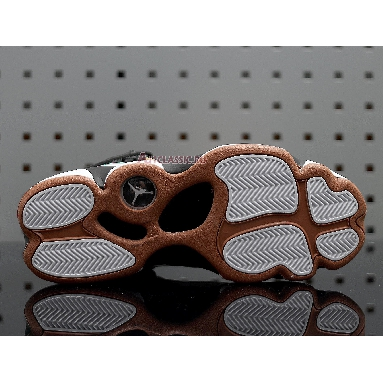 Air Jordan 6 Rings White Black 323399-100 White/Black-Metallic Gold-Gum Medium Brown Sneakers