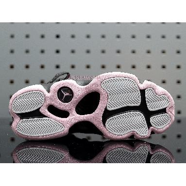 Air Jordan 6 Rings GS Black Pink Foam 323399-006 Black/Pink Foam-Anthracite Sneakers