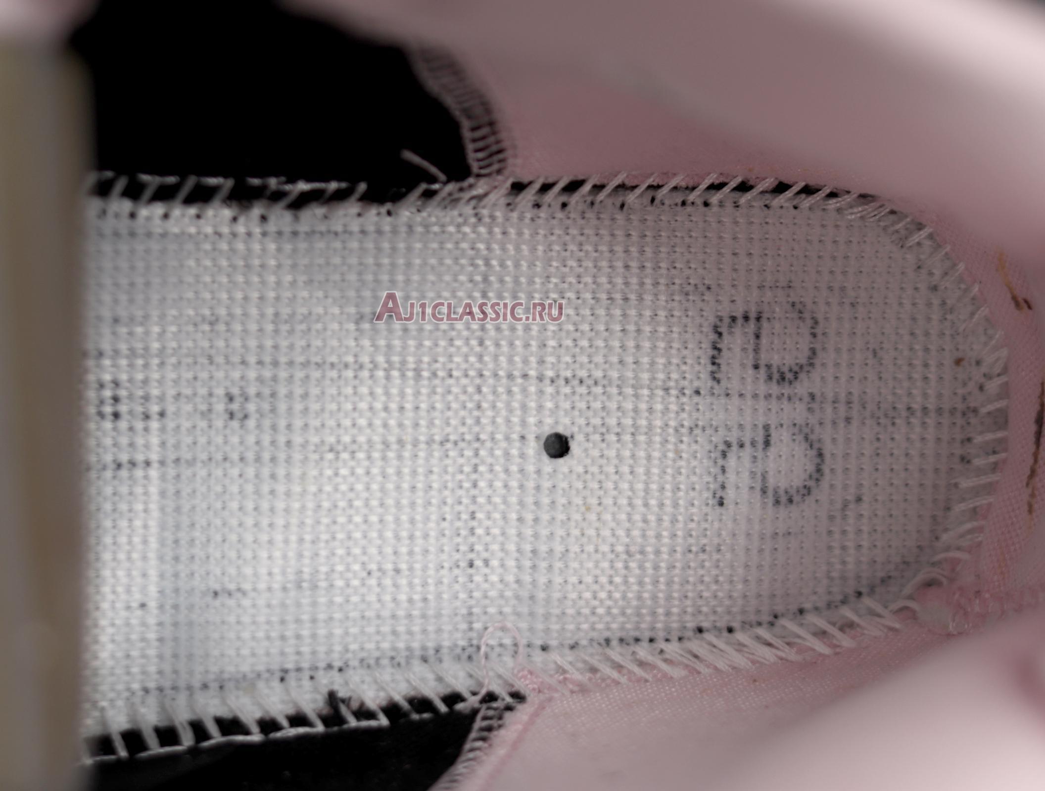 """Air Jordan 6 Rings GS """"Black Pink Foam"""" 323399-006"""