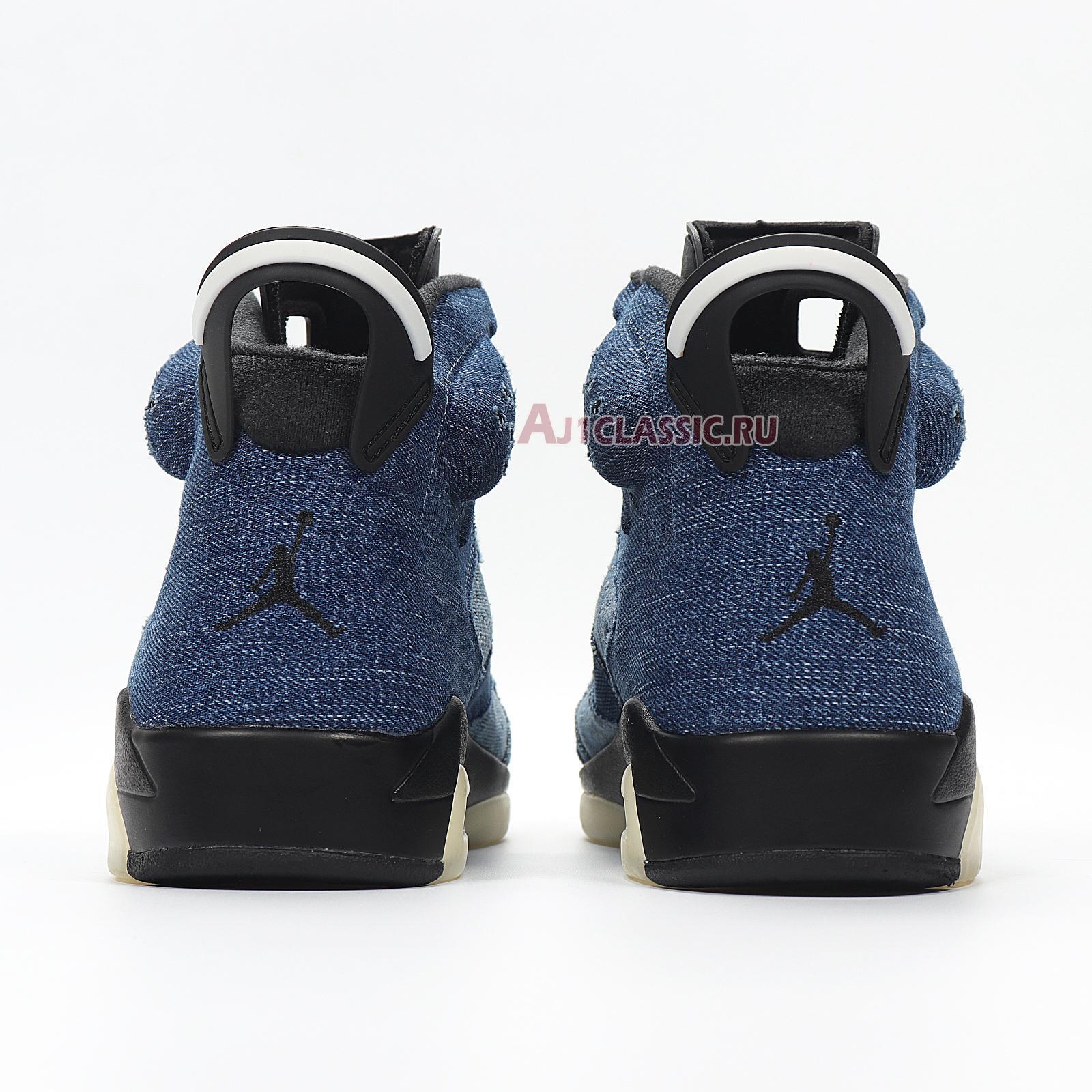 """Air Jordan 6 Retro """"Washed Denim"""" CT5350-401"""
