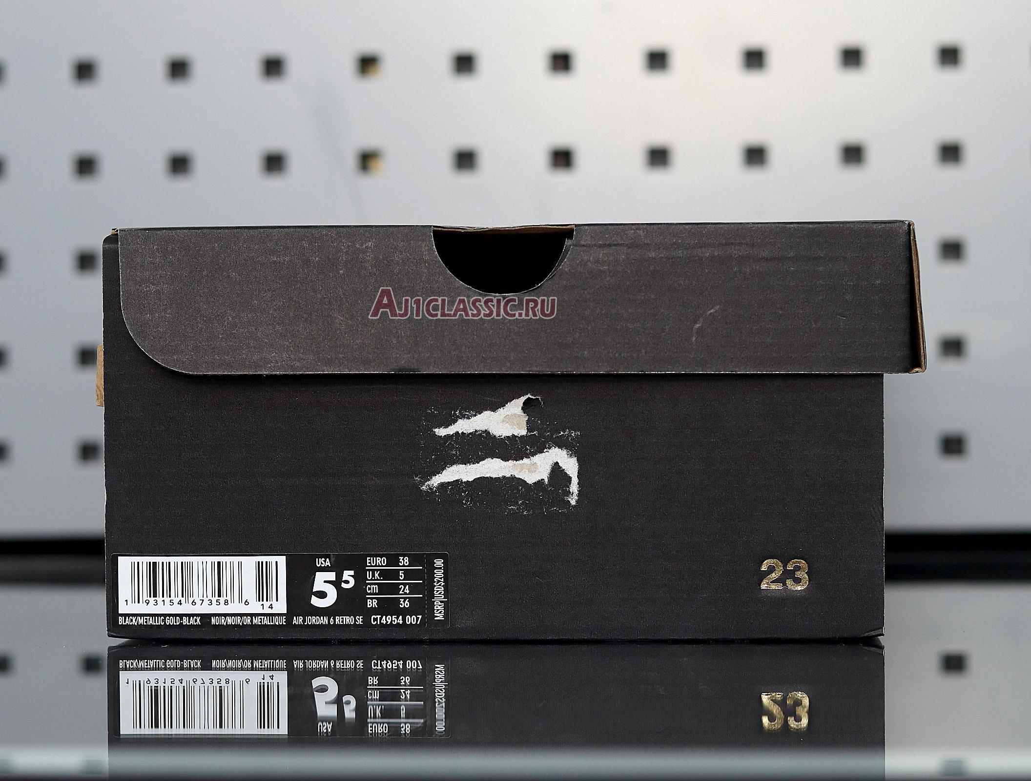 "Air Jordan 6 Retro ""Defining Moments"" 2020 CT4954-007"