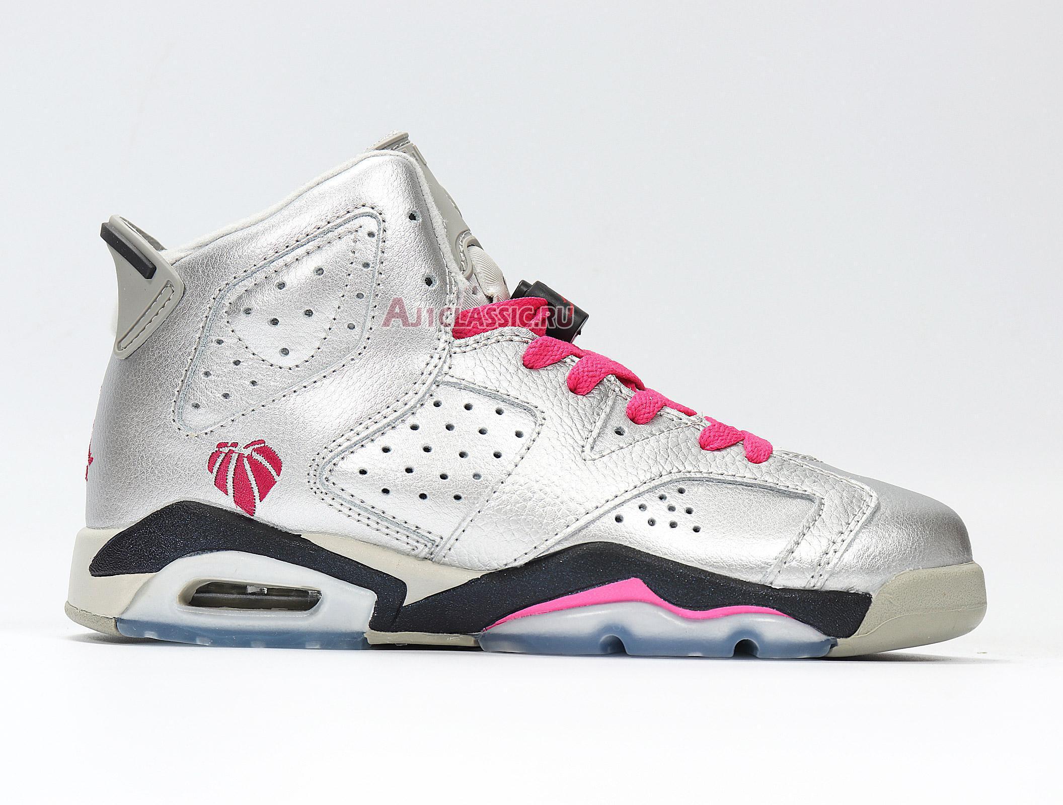 "Air Jordan 6 Retro GG ""Valentines Day"" 543390-009"