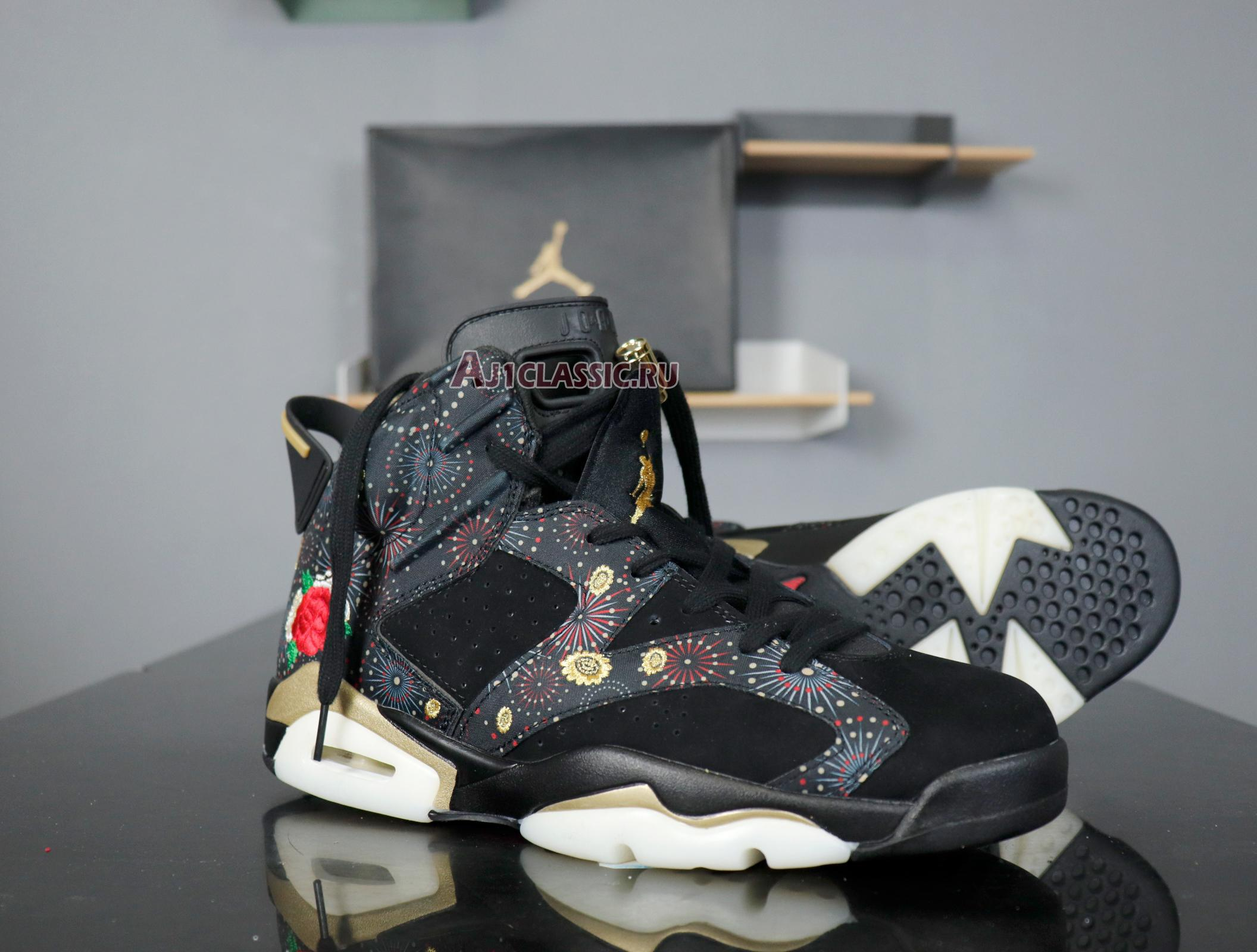 """Air Jordan 6 Retro """"Chinese New Year"""" AA2492-021"""