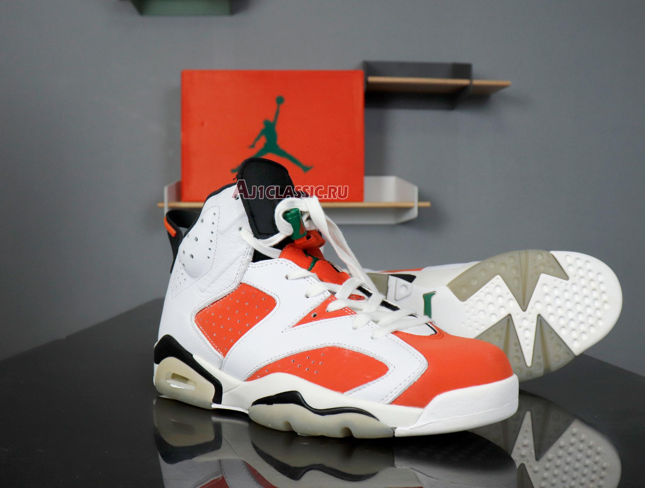"Air Jordan 6 Retro ""Gatorade"" 384664-145"