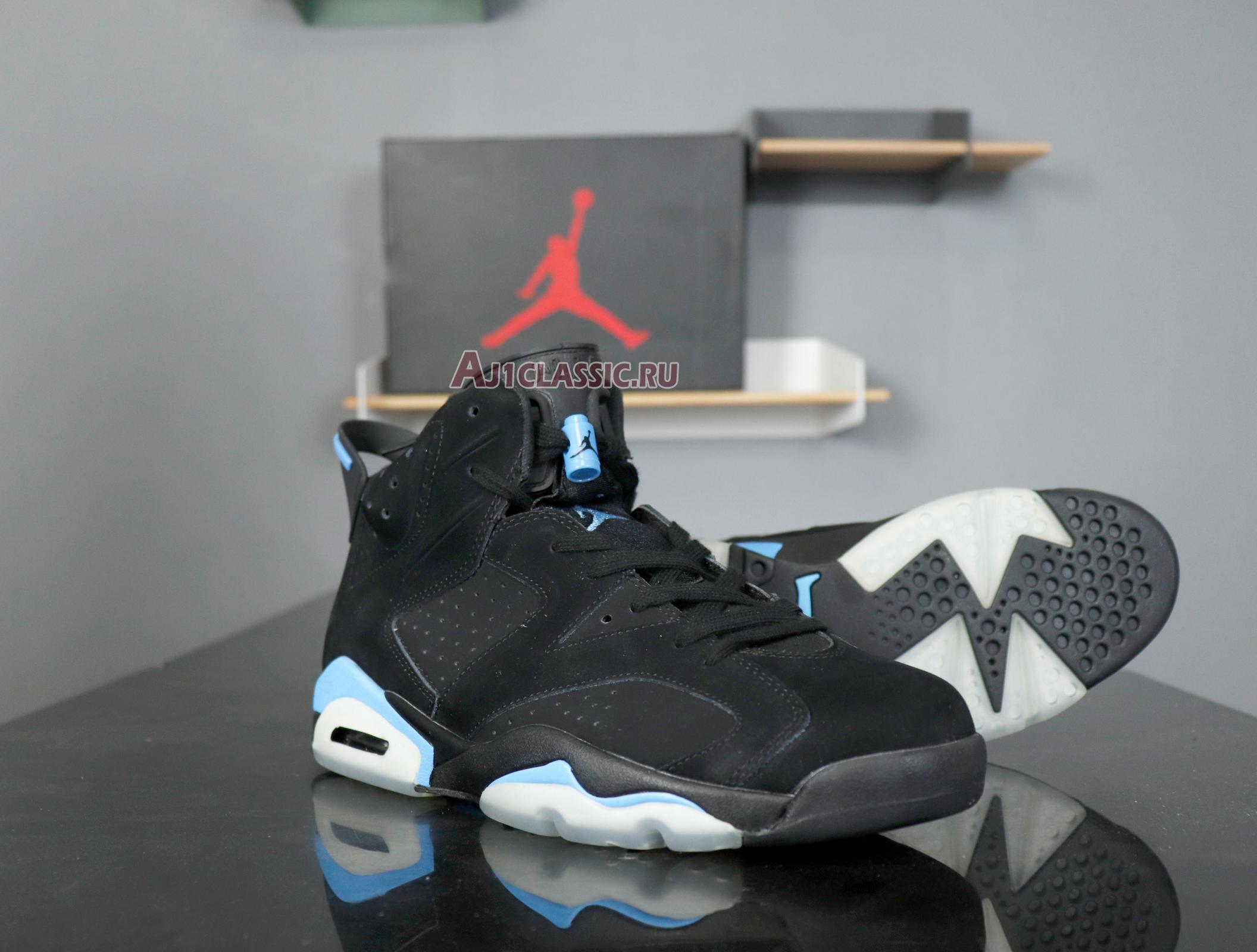 """Air Jordan 6 Retro """"UNC"""" 384664-006"""