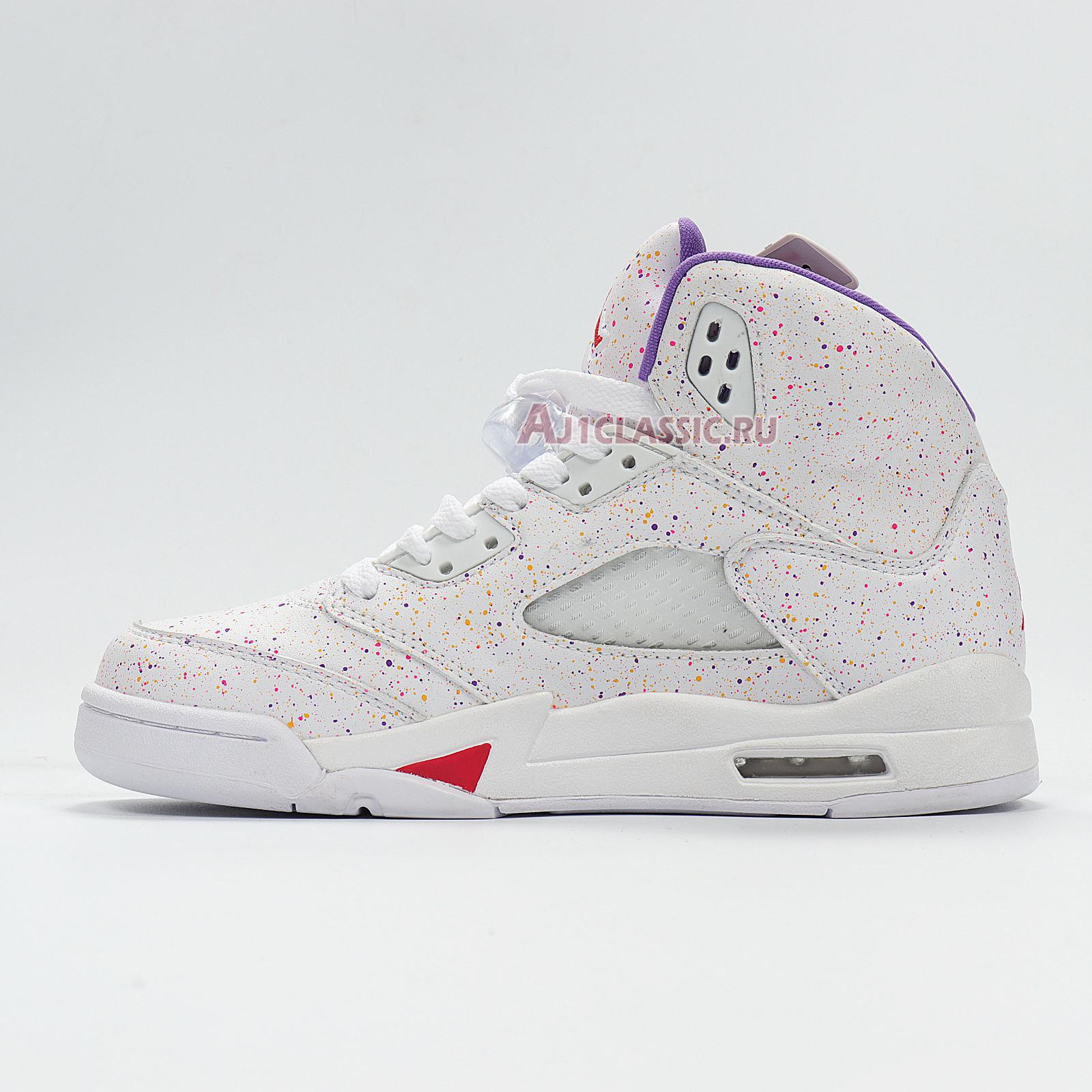 """Air Jordan 5 Retro GG """"Easter"""" CT1605-100"""