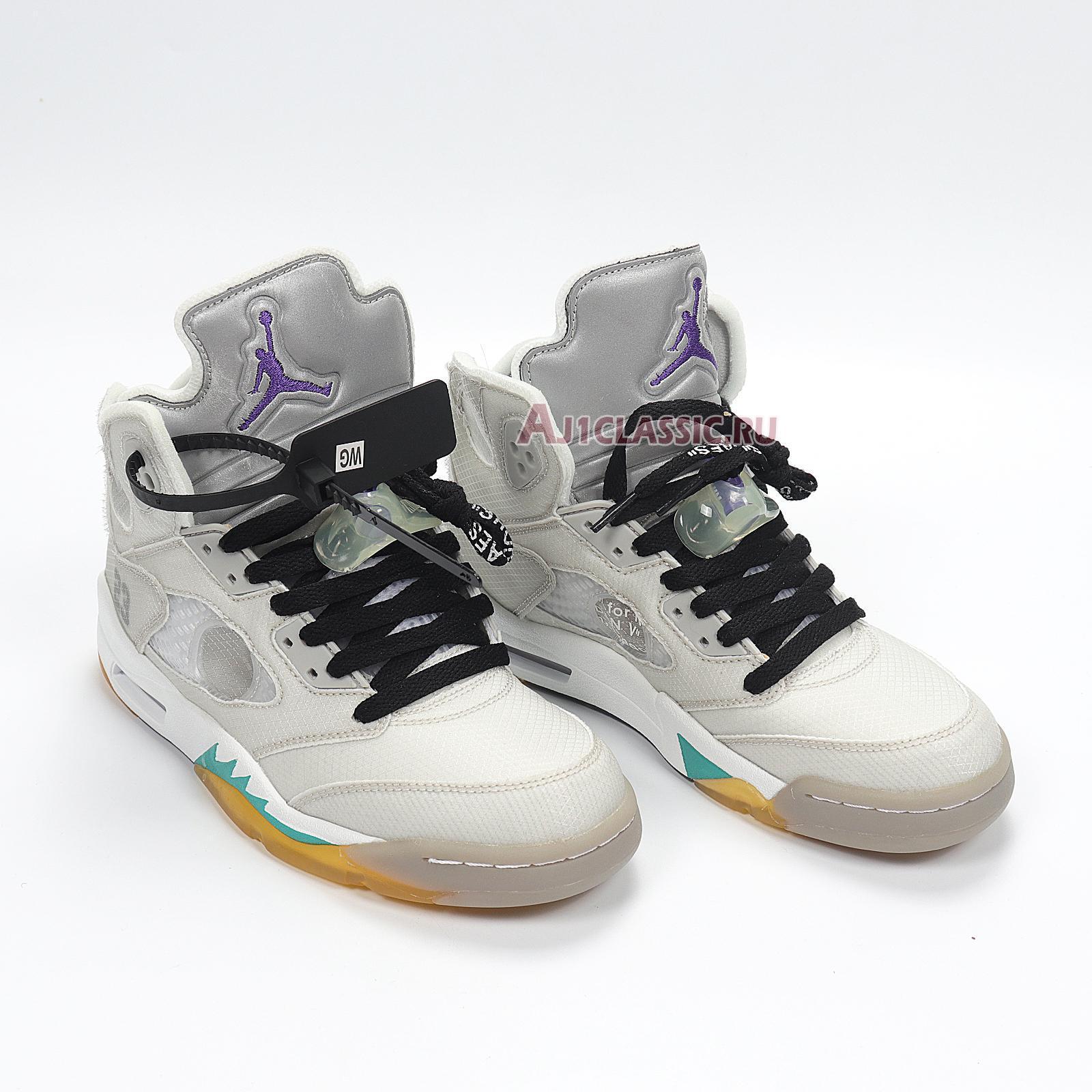 "Air Jordan 5 Retro ""Grey"" CT8480-105"