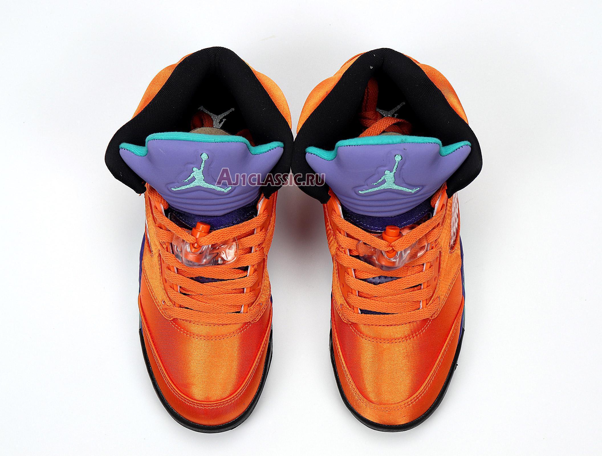 "Air Jordan 5 Retro ""Fresh Prince of Bel-Air Friends and Family"" MNJDLS-818-861523"