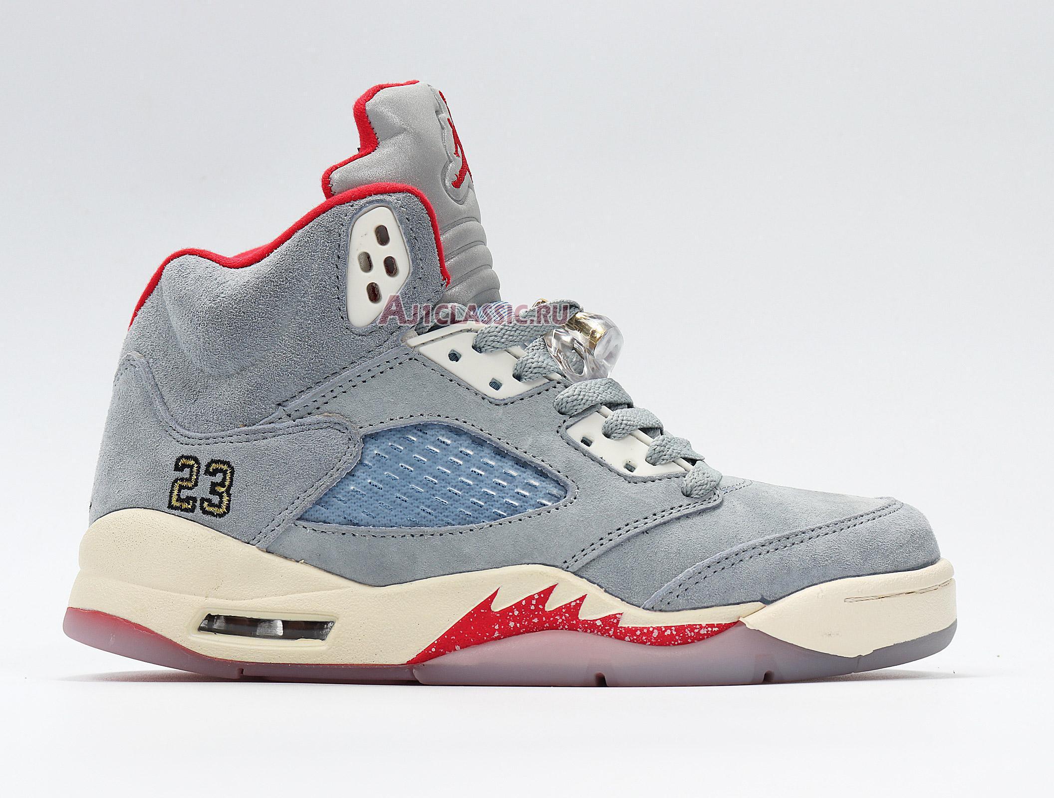"Trophy Room x Air Jordan 5 Retro ""Ice Blue"" CI1899-400"