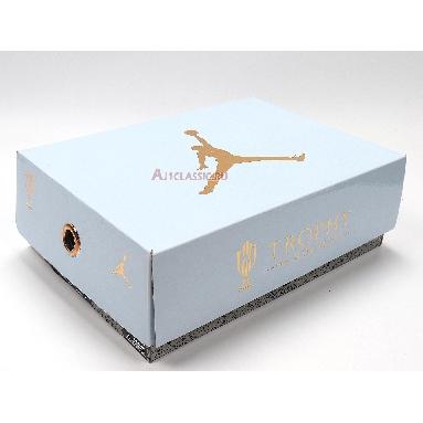 Trophy Room x Air Jordan 5 Retro Ice Blue CI1899-400 Ice Blue/Sail-Metallic Gold-University Red Sneakers