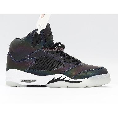 Air Jordan 5 Retro Oil Grey CD2722-001 Oil Grey/Black-White Sneakers