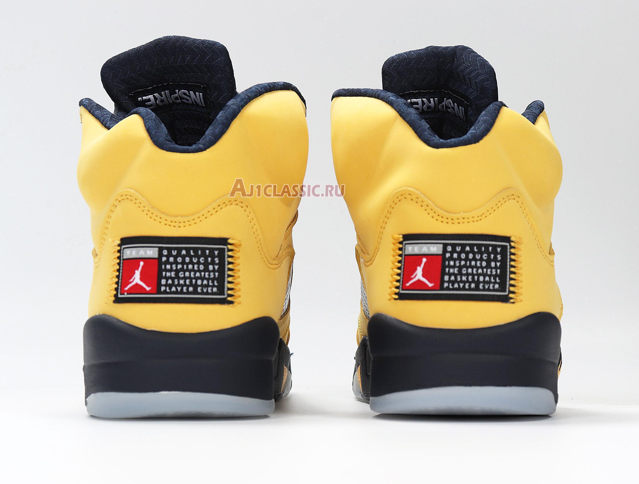 "Air Jordan 5 Retro SP ""Michigan"" CQ9541-704"