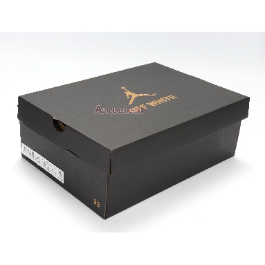 Off-White x Air Jordan 5 Retro SP Muslin CT8480-001 Black/Fire Red/Muslin Sneakers