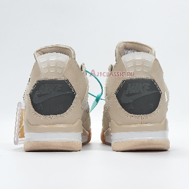Off-White x Air Jordan 4 SP Sail CZ5567-100 Sail/Muslin-White-Black Sneakers