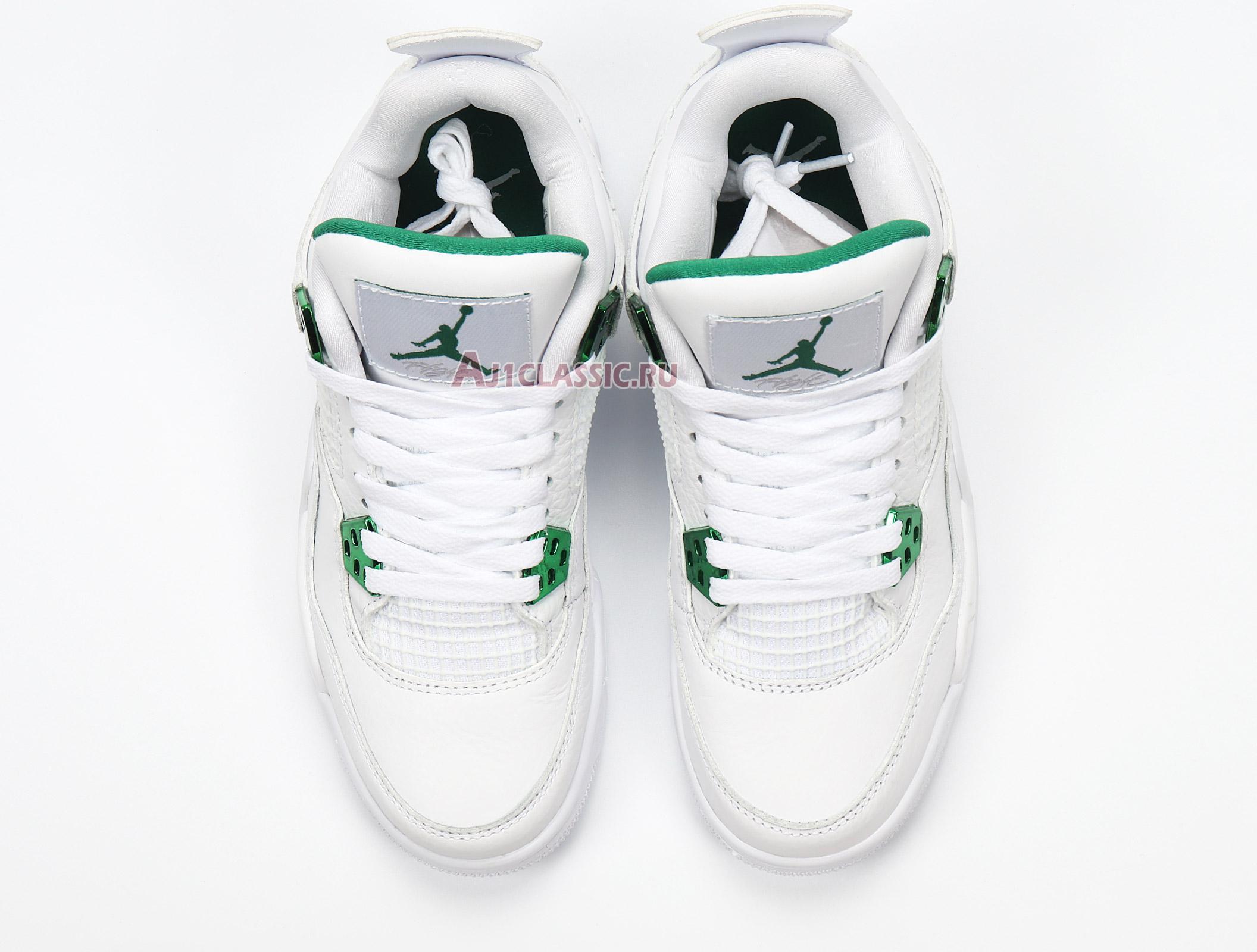"""Air Jordan 4 Retro """"Green Metallic"""" CT8527-113"""