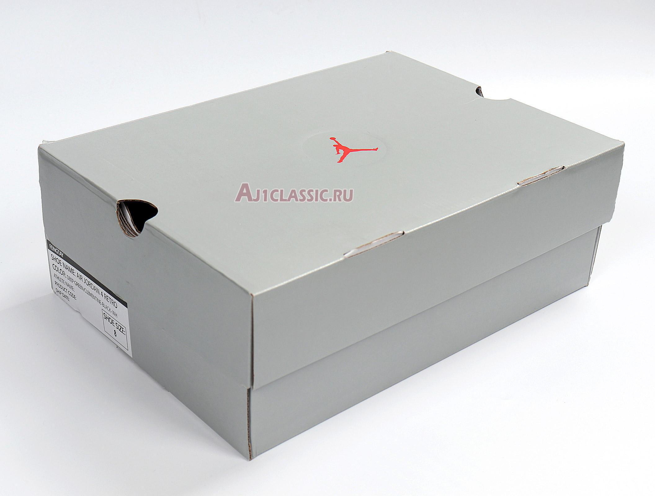 Undefeated x Air Jordan 4 Retro JBM351-M1