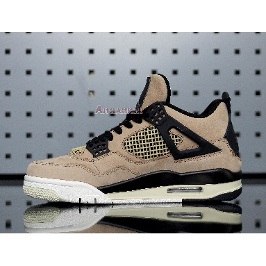 Air Jordan 4 Retro Mushroom AQ9129-200 Mushroom/Black-Fossil-Pale Ivory Sneakers