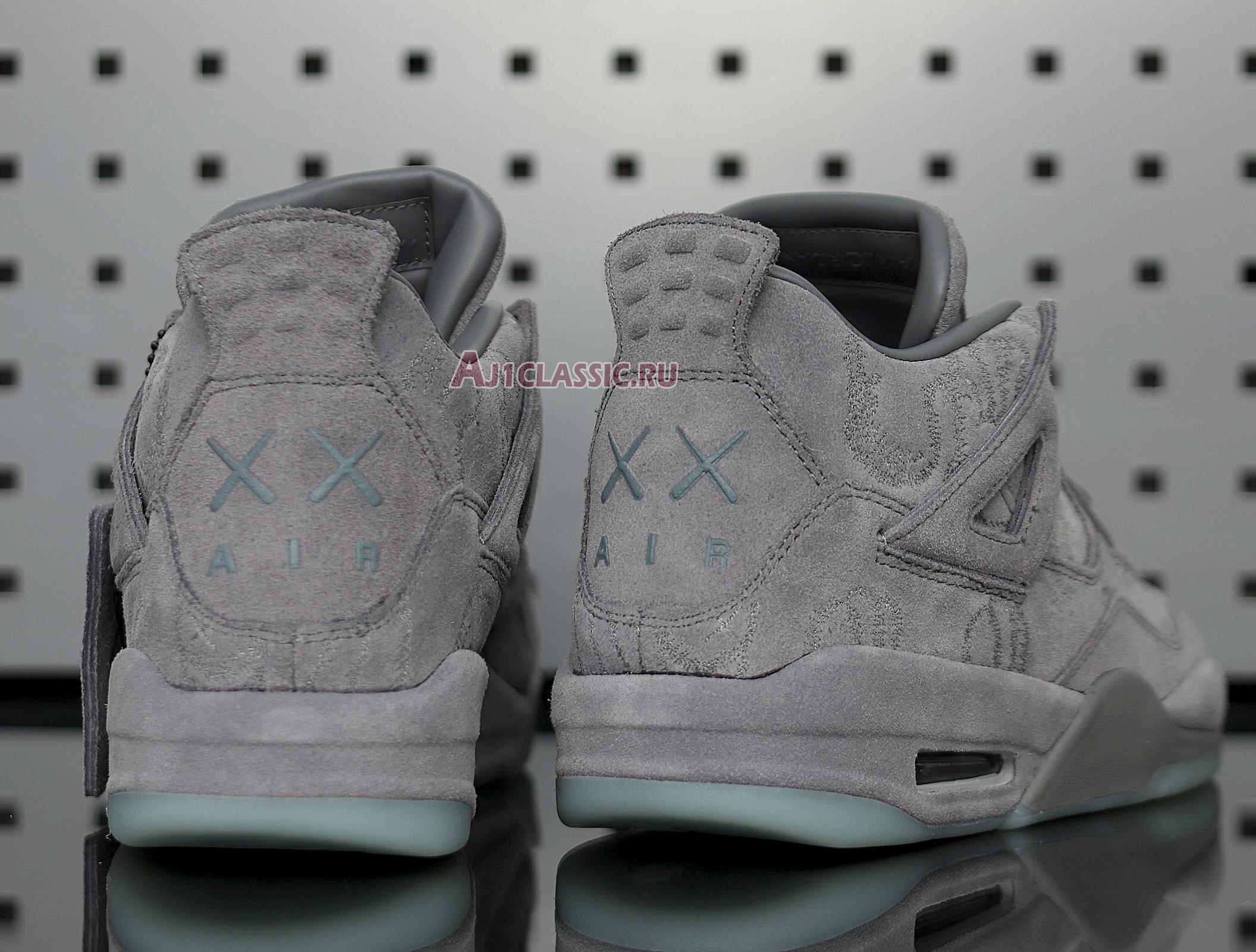 """KAWS x Air Jordan 4 Retro """"Cool Grey"""" 930155-003"""