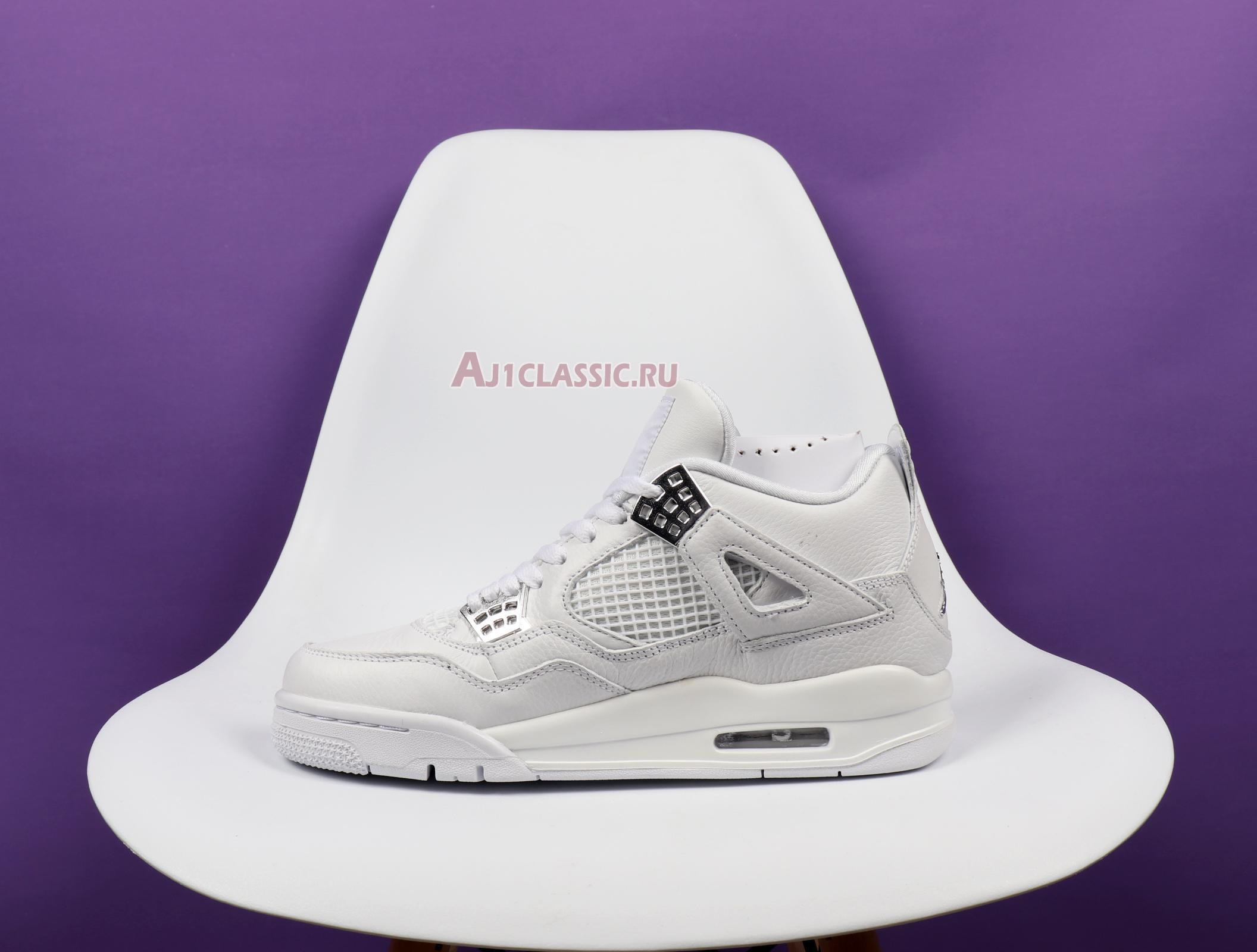 "Air Jordan 4 Retro ""Pure Money"" 2017 308497-100"